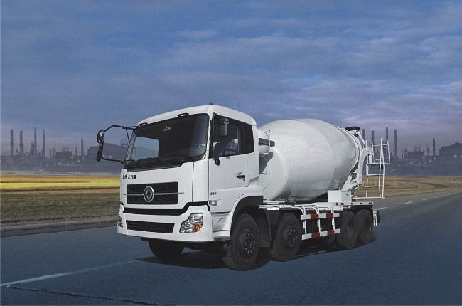advance Concrete Mixer truck