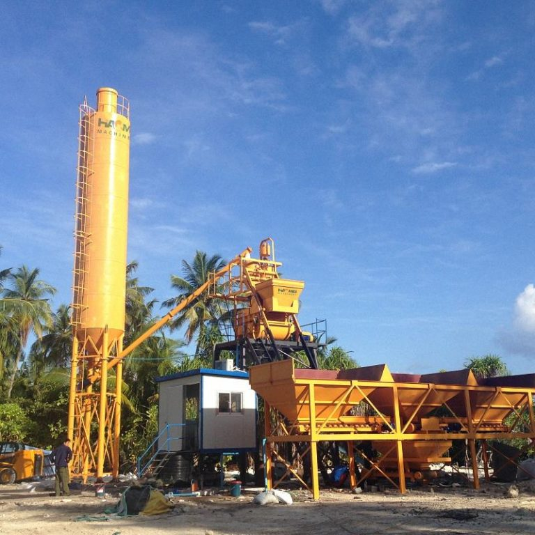 Concrete Batching Plants Stationary Mobile Portable