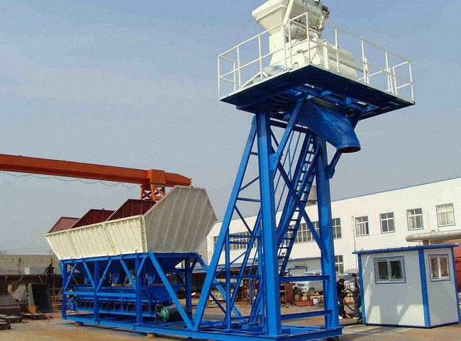 mobile concrete batch plants for sale