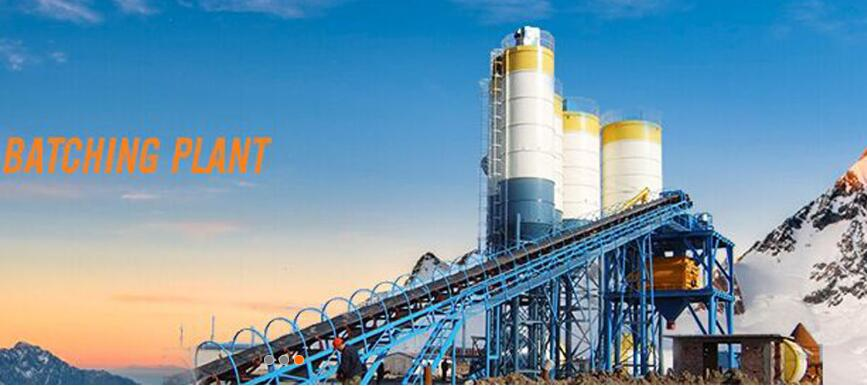 How to choose a concrete batching plant
