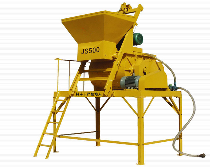 What is the difference between concrete mixers and concrete batching plants