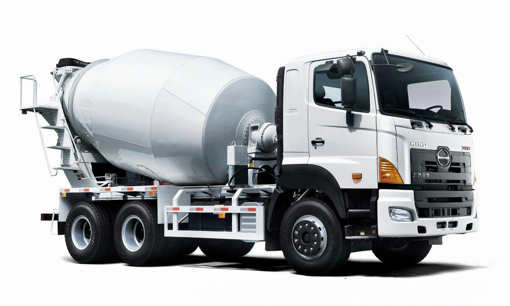 Why do you choose used concrete mixer trucks