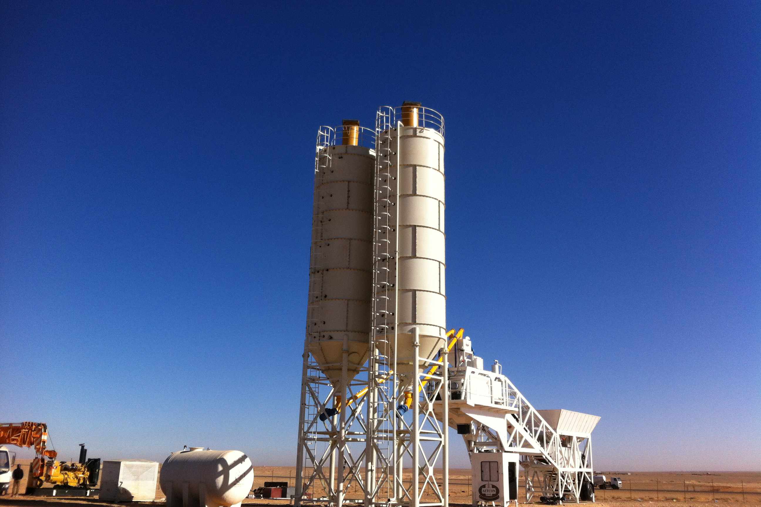 It is the optimal time to buy concrete batching plant with lowest price
