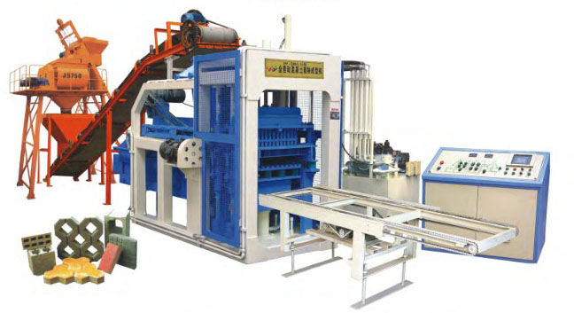 QM series Brick making machine