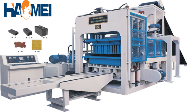 QT6-15B brick making machine