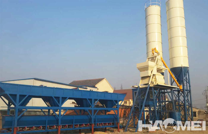 china batching plant factory