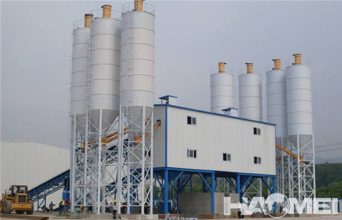 The advantages of trusted concrete batching plant factory
