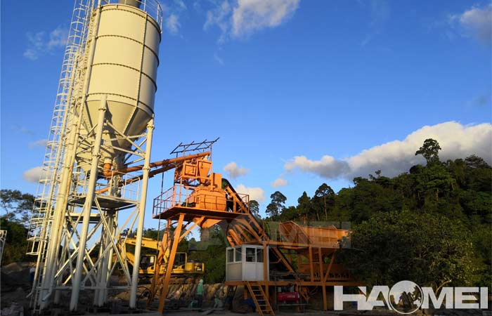 mobile concrete batching plant philippines
