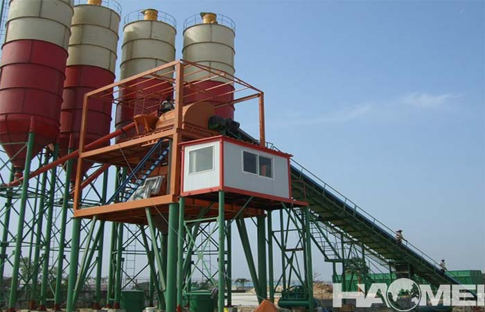 Invest concrete plant business for sale | Haomei