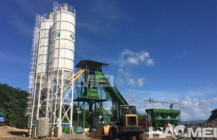 engineering batching plant