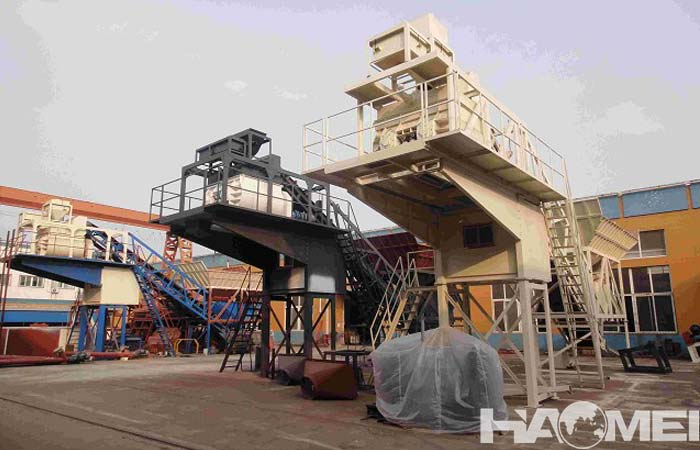 Concrete mobile batching plant manufacturers