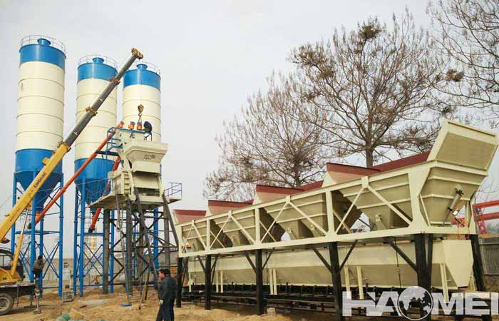 concrete precast batch plants
