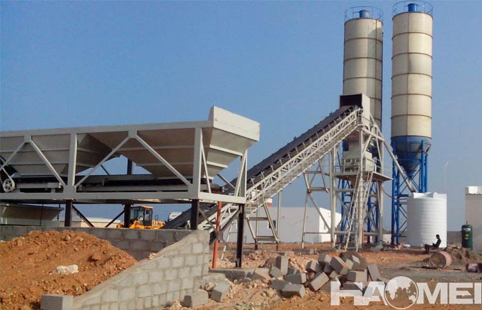 batching plant manufacturer