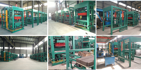 automatic brick machine price