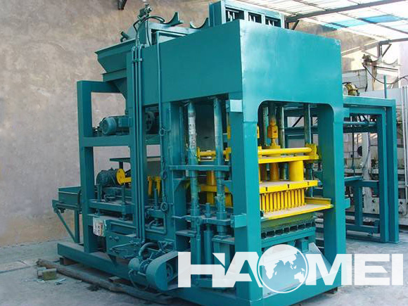 qt12-15 brick making machine