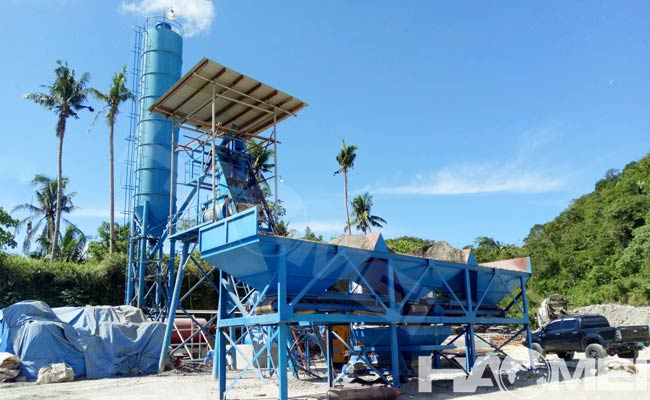 small batching plant for sale