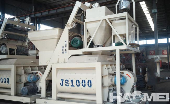 buy concrete mixer