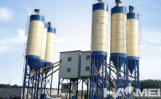rmc plant manufacturer